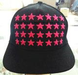 La qualité bon marché de chapeau brodée folâtre les chapeaux promotionnels