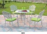 2016現代テラスの家具のPEの藤の物質的な家具のソファーセット