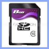 Oringinal Soem 8GB external Memory Storage Card 10mbs Transporter