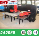 Dadong T50 CNC Punch Press Machine Oversea Service