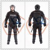De politie steekt het Bestand Volledige Kostuum van de Rel van de Beschermer van het Lichaam Anti neer