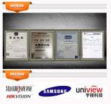 Faltenbildung-Halter Ls-403-E für CCTV-Kamera-Aluminium