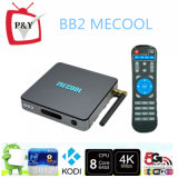 Fabrik-Verkauf Mecool Bb2 Amlogic S912 Octa KernAndroid 6.0 Fernsehapparat-Kasten 2GB 16GB 2.4G 5GHz