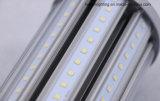 na luz do milho do diodo emissor de luz da venda com IP65 aquecer a ampola do milho 80W branco