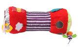 0-3 almohadillas educativas de la felpa del bebé de los años con rompecabezas