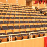 Pièces en bois de présidence de salle de Jy-906 3D avec des présidences de tablette d'écriture pour le cinéma de portée d'église utilisé