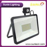 Indicatore luminoso di inondazione del rilievo SMD 5730chip LED di Slin con il driver isolato (SLFAP720 200W)