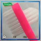 Única escova componente da dentadura