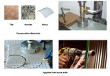 직업적인 급료 도와 대리석 유리를 위한 진공에 의하여 놋쇠로 만들어지는 다이아몬드 코어 드릴용 날