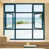 Qualitäts-Seite gehangenes Schwingen-Aluminiumfenster