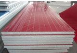 Painéis de sanduíche Eco-Friendly do EPS para o telhado e a parede da carcaça