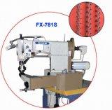 Máquina de coser del mocasín tubular