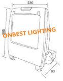 Beste Qualitätsaluminium20w PFEILER LED Flut-Licht IP65