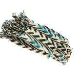 女性のための習慣によって印刷されるアクリルそしてウールによって混ぜられるスカーフ