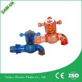 Grifo del golpecito del PVC del golpecito Zx8062 para el abastecimiento de agua