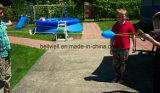 Двухсторонняя игра деятельности при слайдера шарика игрушки координации для семьи