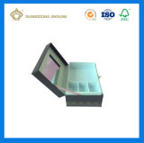 Cor Matte caixa de presente impressa do papel do cartão para produtos cosméticos (fabricante de China)