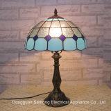 Lampe de lecture en verre teinté en verre pour Tiffany