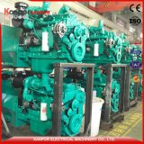 Certificados diesel silenciosos del Ce de la ISO del generador de Kanpor Cummins