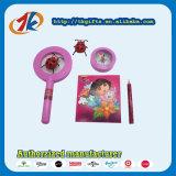Ensemble éducatif Ensemble de jouets à boussole à exploration plastique pour enfants