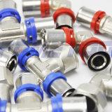 유럽 시장을%s Pex 알루미늄 Pex 관을%s 이음쇠를 누르십시오