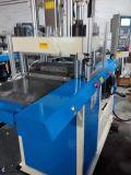 Vertical máquina de inyección de suelas de zapatos de PVC