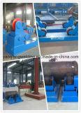 Máquina para chaflanar inoxidable del molino de borde de la hoja de acero del carbón de la soldadura