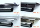 Contrôle solaire de qualité de prix usine film de guichet de véhicule de 2 plis