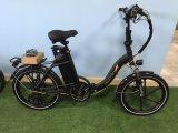 Bicicleta plegable eléctrica de la ciudad de alta velocidad grande de la potencia