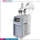 A0621 9 de múltiples funciones en 1 máquina del Facial de la cáscara del jet del oxígeno de la regeneración de la piel