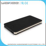 Banco móvel portátil personalizado da potência do USB 8000mAh com tela do LCD