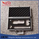 Caja de aluminio de calidad superior para la importación y la exportación