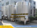 1000L tanque de mezclado de alto cizallamiento con Dispersor homogeneizador