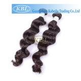 Выдвижения человеческих волос больших длин малайзийские