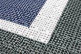 Il tennis professionale copre di tegoli le corti di tennis facili di impostazione