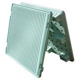 Producto plástico del moldeo por insuflación de aire comprimido hueco