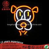 Disque de lumière de signe de néon personnalisé à LED