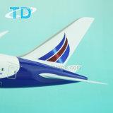 Modello dei velivoli civili della resina del Boeing Dreamliner B787-8