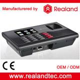 Realand بصمات الأصابع وقت الحضور المنتج مع البرمجيات الحرة والإستراحة