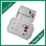 Luxuxquerstreifen-oberstes gewölbtes Tuch-verpackenkasten (FP8039112)