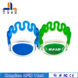 Wristband пластмассы высокого качества водоустойчивый RFID