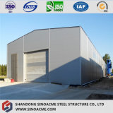 Sale를 위한 열 Insulation Steel Strcuture Warehouse 또는 Workshop/Shed