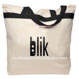 (KL250) de Naar maat gemaakte Handtas van het Canvas van de Manier van Dames voor het Winkelen