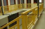 Escada de etapa da fibra de vidro Ladder/FRP/escada de Insulative, sistema do corrimão, passo de escada, escada