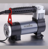 Compresseur d'air de pompage rapide de véhicule avec l'éclairage LED