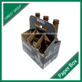 인쇄된 맥주 병 판지 수송용 포장 상자 (FP020002)