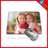 個人化された世帯の写真の印刷のゴム製マウスパッド