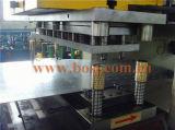 Rodillo galvanizado perforado de acero del sistema de las bandejas de cable del metal que forma la máquina de la producción hecha en fábrica en China
