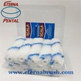 4 '' mini spazzole del rullo di vernice con la banda blu