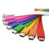 Диск USB ручки USB запястья руки привода вспышки USB браслета внезапный